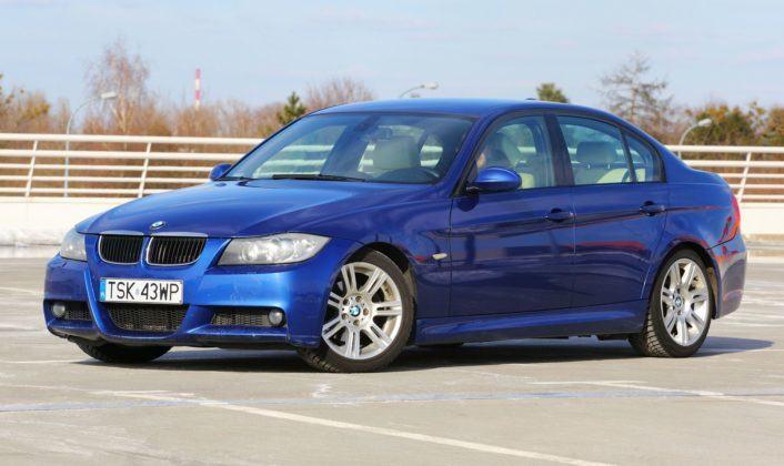 BMW serii 3 E90 - przód