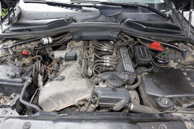 BMW serii 5 E60