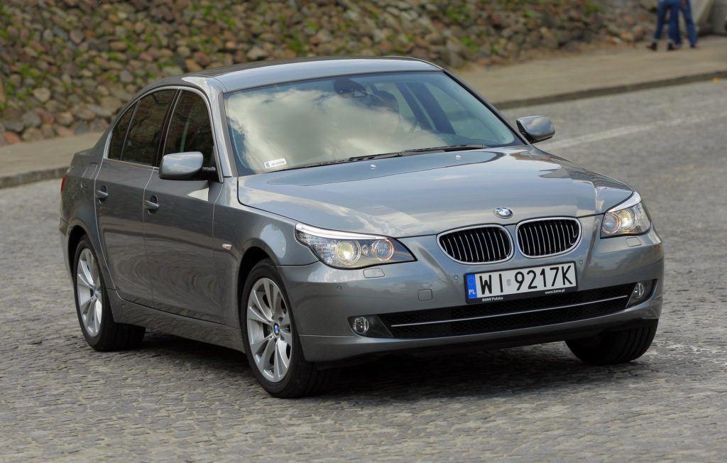BMW serii 5 E60 08