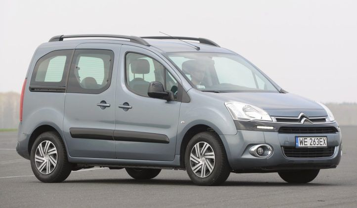 Citroen Berlingo II (2012-2015)