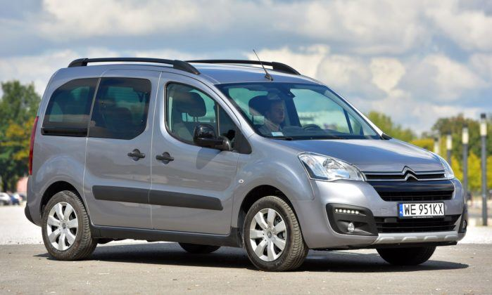 Citroen Berlingo II (2015-2018)