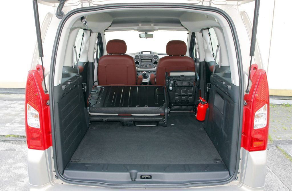 CITROEN Berlingo II Multispace 1.6HDi 5MT WW1874S 07-2008