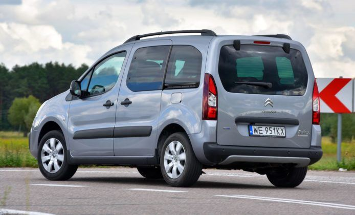Citroen Berlingo II XTR