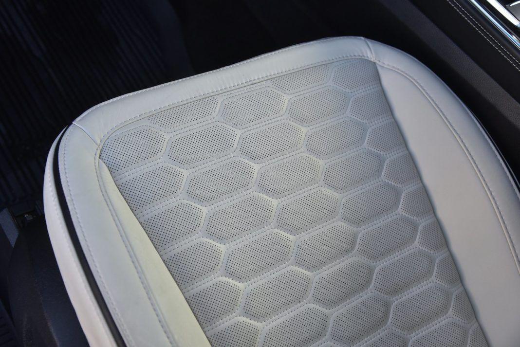 Ford Edge po liftingu (2019)