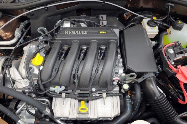 Dacia 1.6 16V