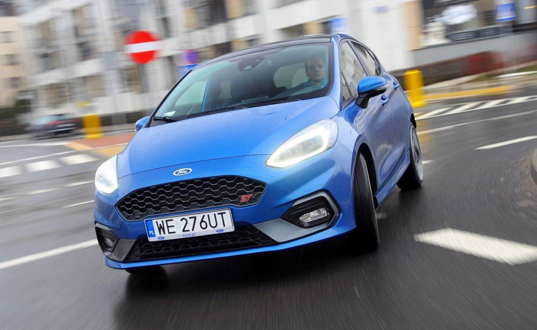 FORD Fiesta VII ST ST3 Pakiet Performance 1.5EcoBoost 200KM 6MT WE276UT 01-2019