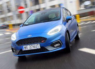 Ford Fiesta ST ST3 Performance - TEST