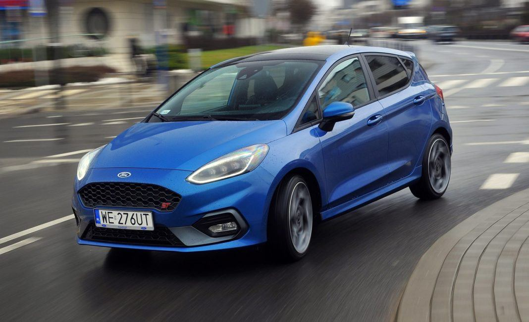 Ford Fiesta VII ST ST3 Performance