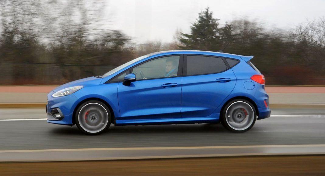 Ford Fiesta VII ST ST3 Performance