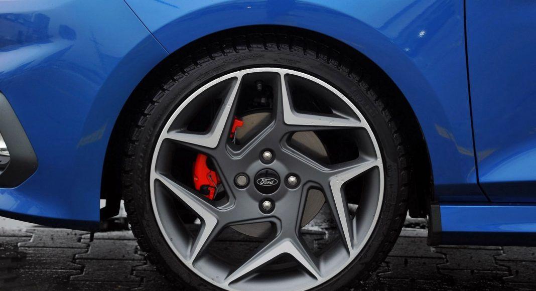 Ford Fiesta ST - felga