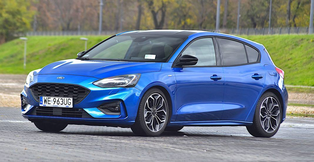 2019 Ford Focus - przód