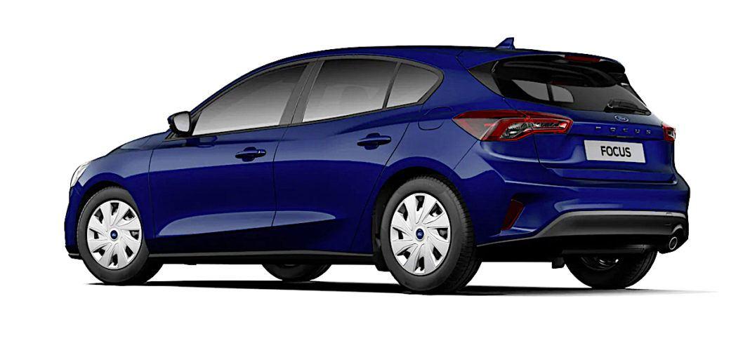 2019 Ford Focus - tył