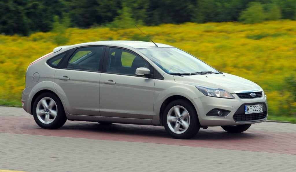 Ford Focus II 08