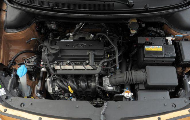 Hyundai 1.2 MPI
