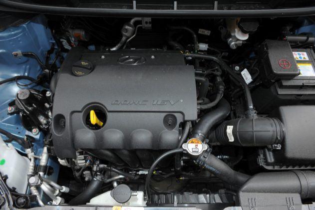 Hyundai 1.4 CVVT