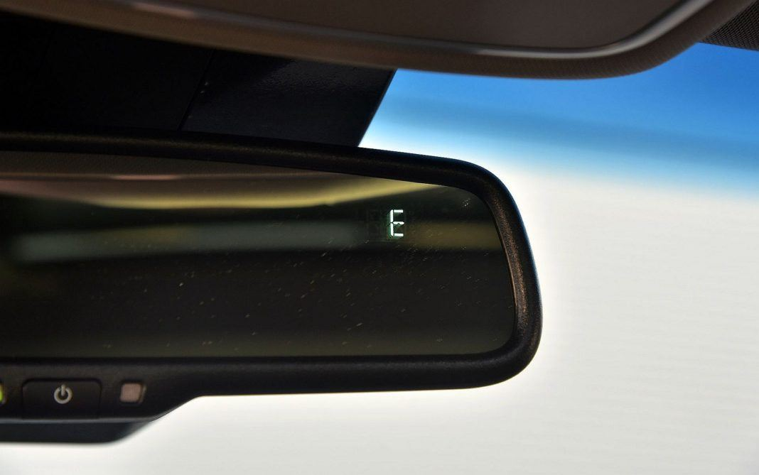 Hyundai Tucson 1.6 T-GDI - lusterko
