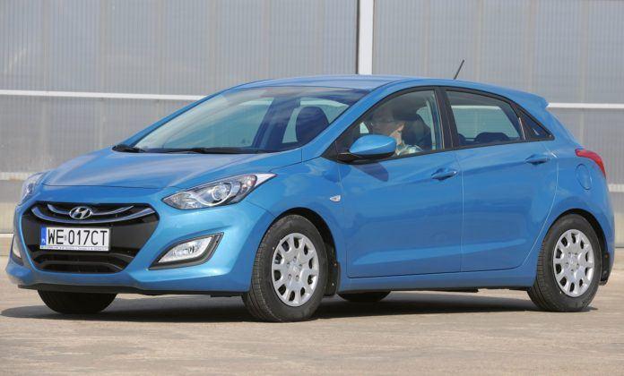 Hyundai i30 II