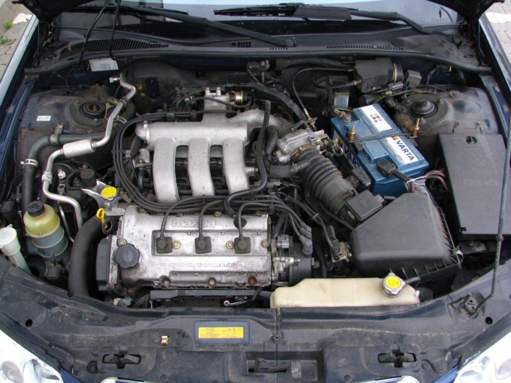 Mazda Xedos 9 silnik