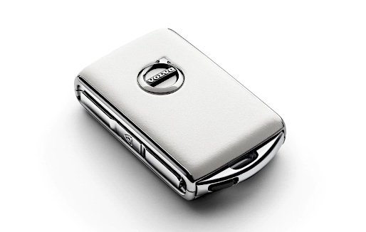Volvo XC90 - kluczyk