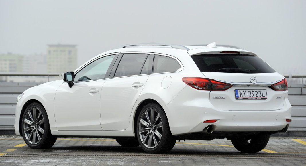 Mazda 6 Kombi 2.2 SkyActiv-D