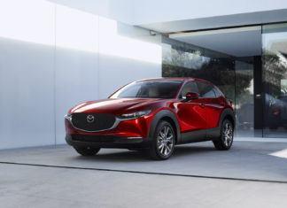Genewa 2019: Mazda CX-30 – nowy kompaktowy SUV