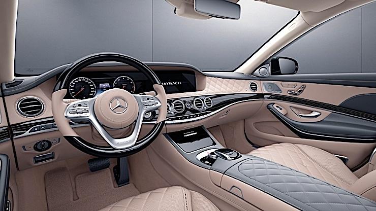 Mercedes-Maybach - pakiet designo