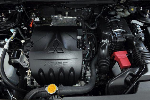 Mitsubishi 1.6 MIVEC