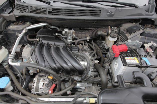 Nissan 1.6 16V