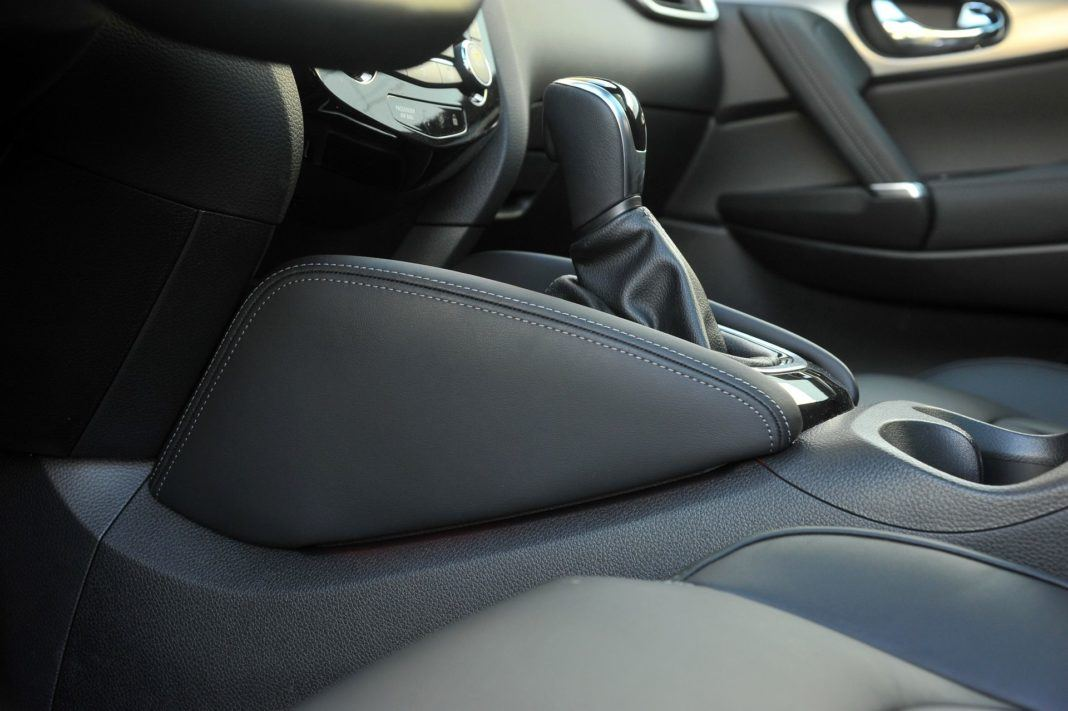 Nissan Qashqai 1.3 DIG-T - poduszka