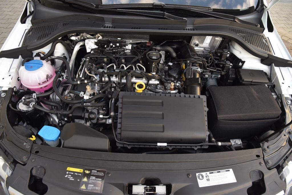 Nowy silnik 1.4 TDI CR