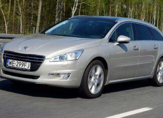 Używany Peugeot 508 I (2010-2018) – opinie, dane techniczne, typowe usterki