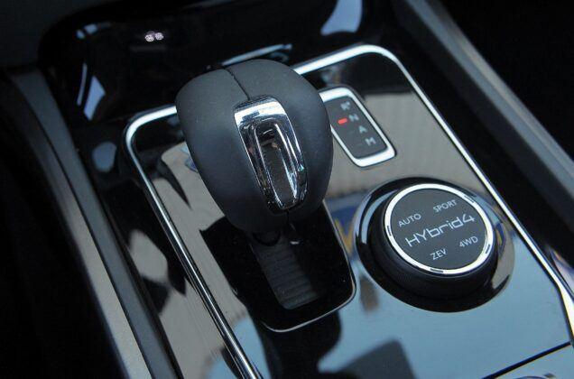 Peugeot 508 I skrzynia biegów automatyczna