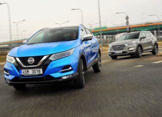 Porównanie kompaktowych SUV-ów: Hyundai Tucson kontra Nissan Qashqai