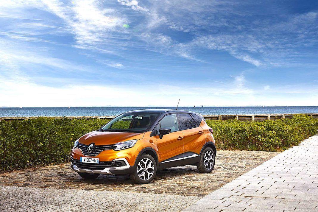 2017 Renault Captur - przód