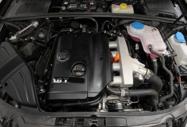Seat 1.8 Turbo