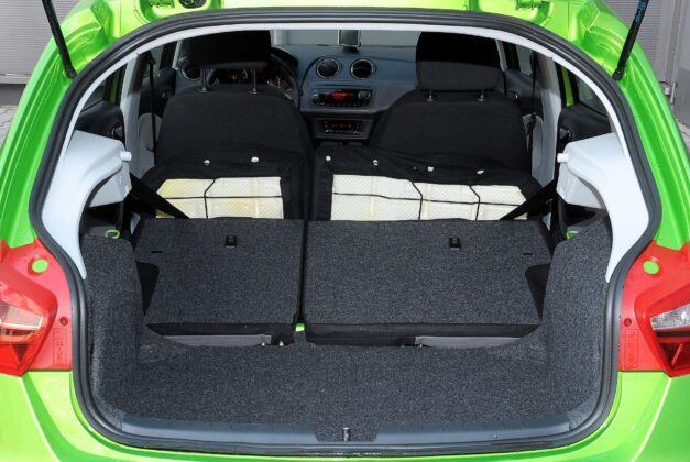 Seat Ibiza IV bagażnik (3)
