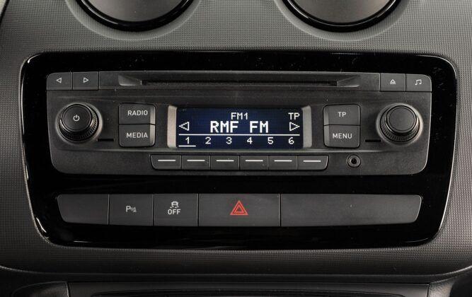 Seat Ibiza IV radio