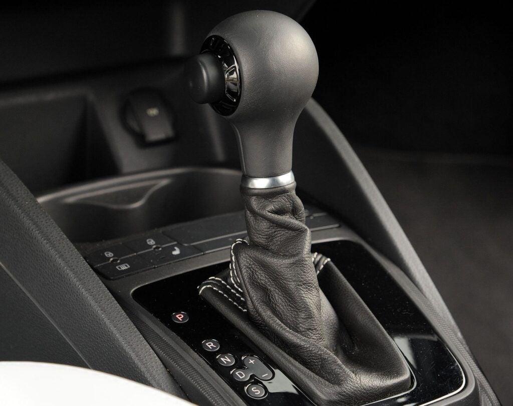 Seat Ibiza IV skrzynia DSG