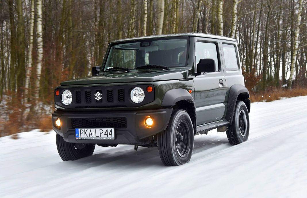 SUZUKI Jimny IV Premium 1.5 102KM 5MT 4WD PKALP44 01-2019