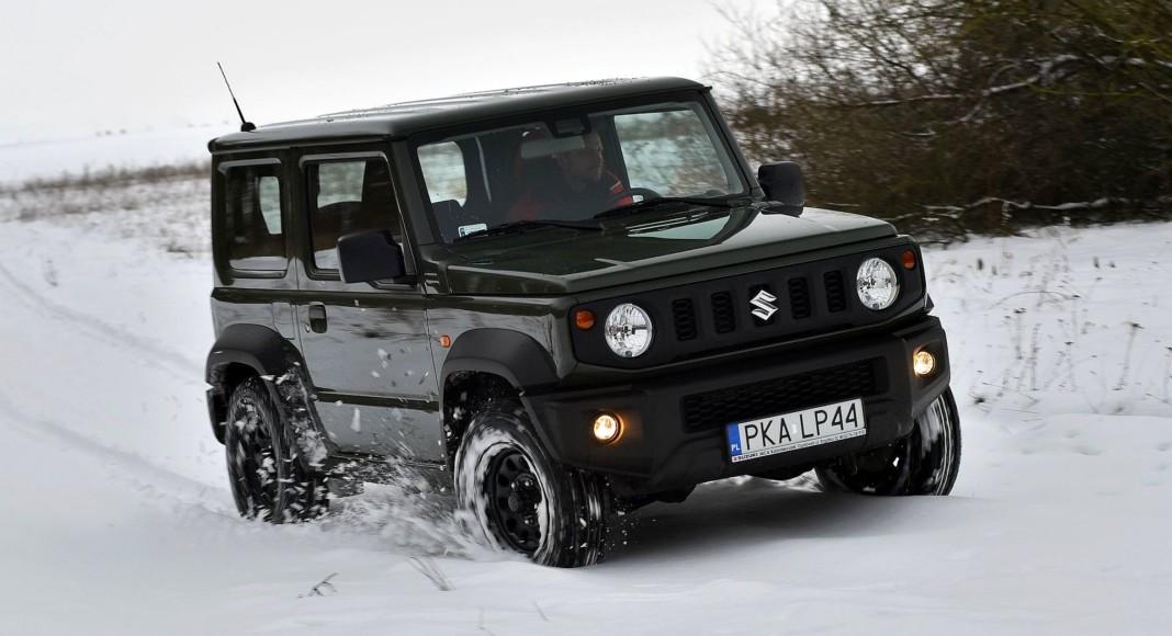 Nowe Suzuki Jimny