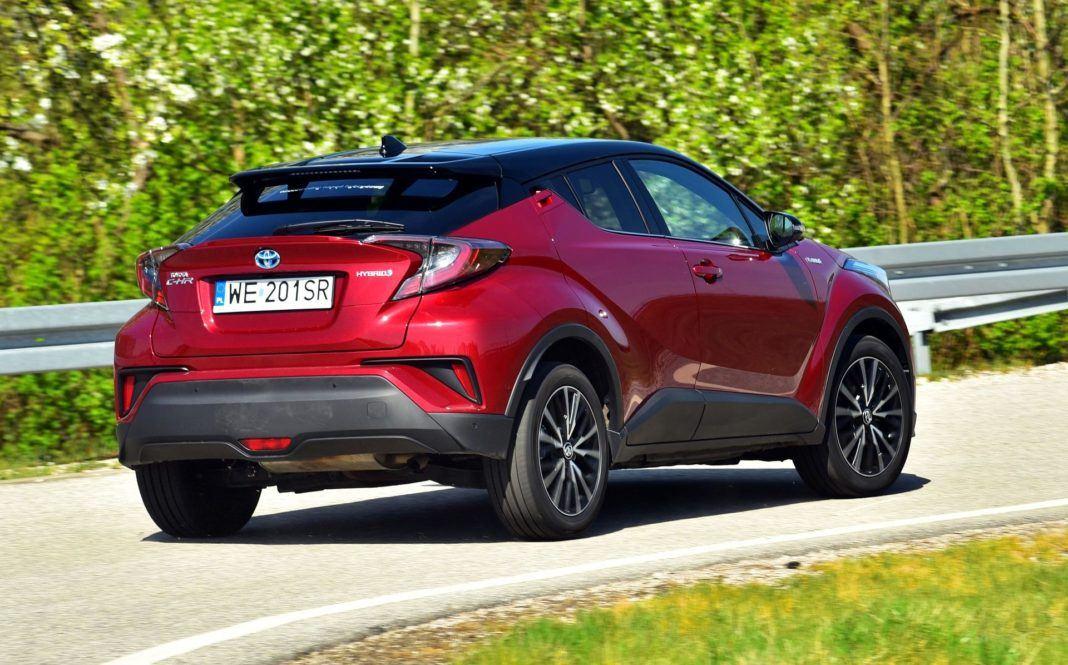 Toyota C-HR Hybrid Selection