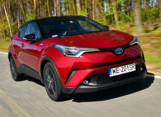 Toyota C-HR Hybrid Selection - TEST
