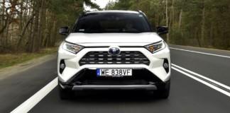 Toyota RAV4 Hybrid - dynamiczne (6)