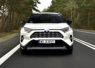 Toyota RAV4 2.5 Hybrid Dynamic Force FWD e-CVT Selection - TEST