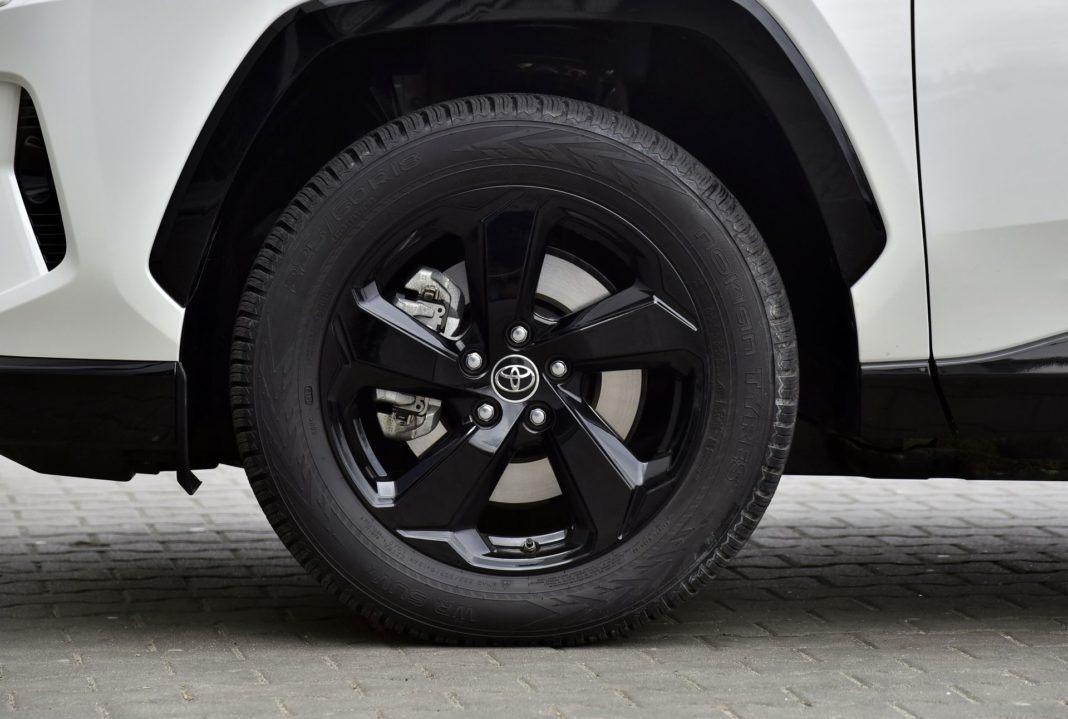 Toyota RAV4 Hybrid - felga