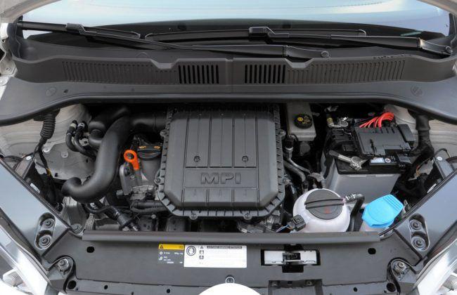 Volkswagen 1.0 MPI