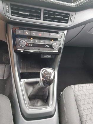 Volkswagen T-Cross - konsola