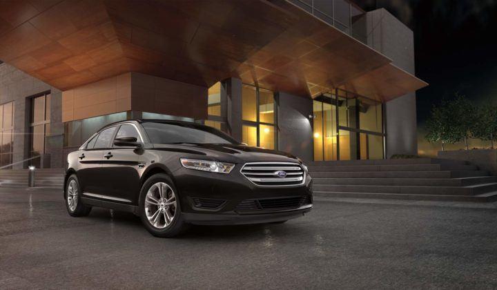 Ford Taurus - ostatnia generacja (2010-2019)