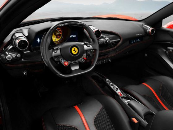 Ferrari R8 Tributo