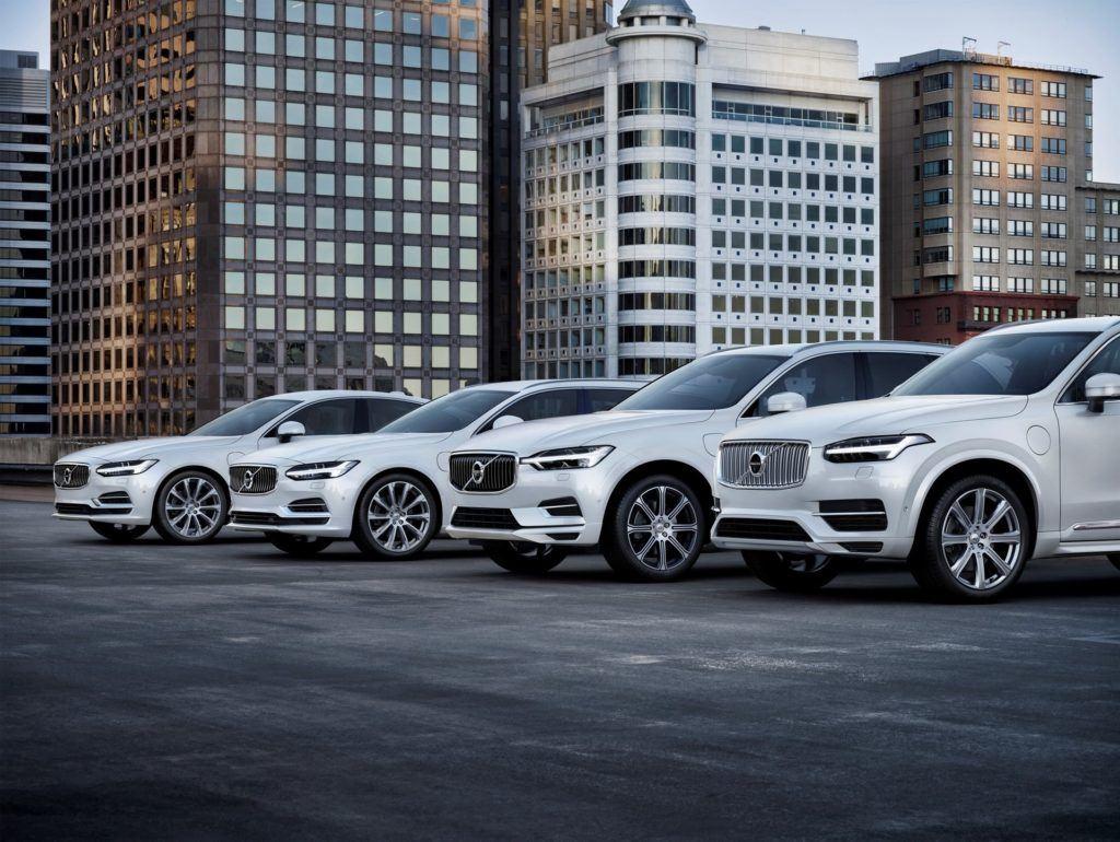 Modele Volvo: S90 i V90, XC60 oraz XC90